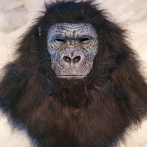 Gorilla Halloween mask